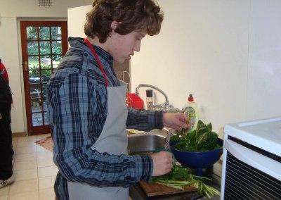 Cooking preparation