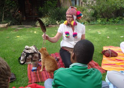 Inca Tradition