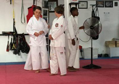 Taekwondo Grading 2015