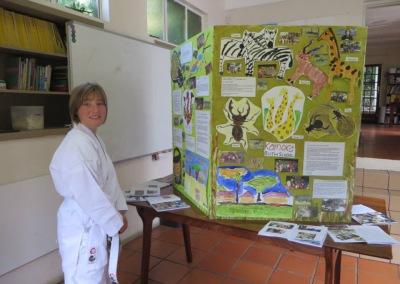 Kerryn with Kamoka Projects