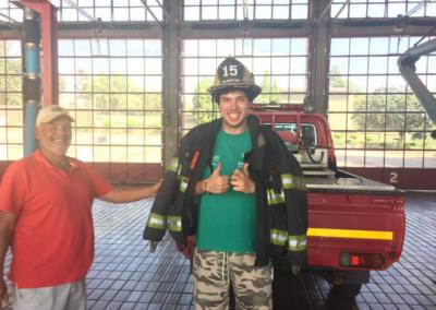 Sandton Fire Station